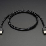 Slim HDMI Cable - 914mm / 3 feet long