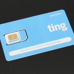 GSM 2G SIM Card from Ting & Adafruit - Data/Voice/Text USA Only