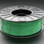PLA Filament for 3D Printers - 3mm Diameter - Green - 1KG