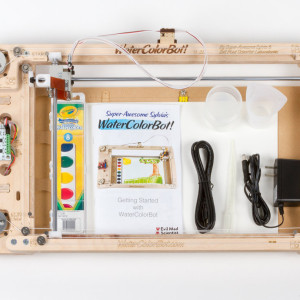 Super Awesome Sylvia's WaterColorBot - 2.0