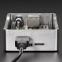 Anidées BeagleBoneBlack Case - Silver Aluminum with Crystal Top