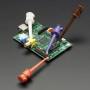 Pomona Minigrabber Test Clip Kit - Multi-Color Pack of 10 - POM-5522