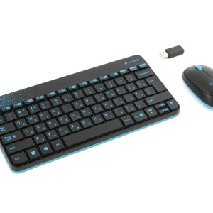 Комплект Logitech Wireless Combo MK240