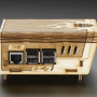 C4Labs Bel-Aire Case - Enclosure for Raspberry Pi 2 & Model B+