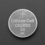 CR2450 Lithium Coin Cell Battery