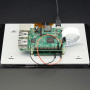 "PiTFT дисплей 7"" для Raspberry Pi с тачскрином от Pi Foundation"