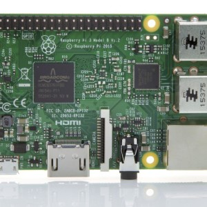 Raspberry Pi 3 Model B ARMv8 1GB RAM