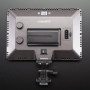 Camera-Mount LED Photography Light - CIE Ra 95 - 3200K to 5600K