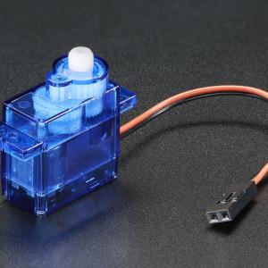 DC Motor in Micro Servo Body
