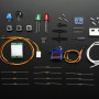 Huzzah! Adafruit.io Internet of Things CC3000 WiFi Starter Kit