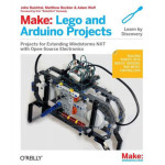 Make: Lego and Arduino Projects - 1st print