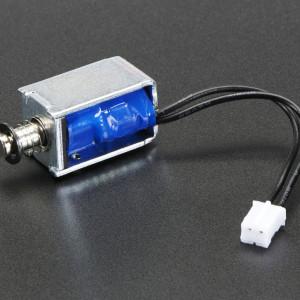 Mini Push-Pull Solenoid - 5V