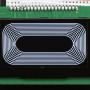"Monochrome 2.7"" 128x64 OLED Graphic Display Module Kit"
