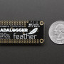 Adalogger FeatherWing - RTC + SD Add-on For All Feather Boards
