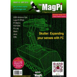 MagPi - Выпуск 16