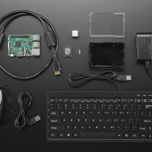 Computer Starter Kit for Raspberry Pi 3 (Includes Raspberry Pi!)