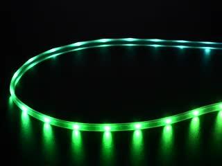 Adafruit Mini Skinny NeoPixel Digital RGB LED Strip — 30 LED/m — BLACK