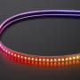 Adafruit Mini Skinny NeoPixel Digital RGB LED Strip - 144 LED/m - 1m BLACK