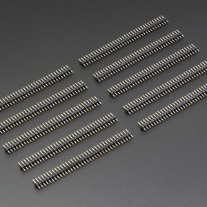 "36-pin 0.1"" Short Break-away Male Header - Pack of 10"