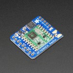 Adafruit RFM69HCW Transceiver Radio Breakout - 868 or 915 MHz - RadioFruit