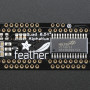 Adafruit 14-Segment Alphanumeric LED FeatherWing