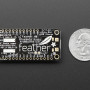 Adafruit Feather M0 RFM69HCW Packet Radio - 868 or 915 MHz - RadioFruit