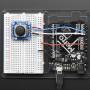 Analog Mini Thumbstick Breakout Board