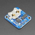 Dimensions:  Length: 25.8mm/1.02in Width: 21.7mm/0.85in Height: 5mm/0.2in Weight: 2.3g/0.09oz Mounting holes are 2.2mm(0.086in) diameter, 25mm(0.98in) apart This board/chip uses I2C 7-bit address 0x68