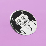 AdaBox002 - Limited Edition Enamel Pin