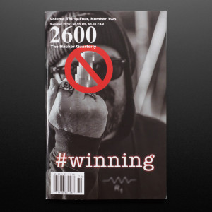 2600: The Hacker Quarterly - Summer 2017