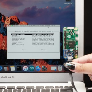 Adafruit PiUART - USB Console and Power Add-on for Raspberry Pi