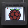 "Faceplate and Buttons Pack for 2.4"" PiTFT HAT - Raspberry Pi A+"