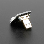 DIY HDMI Cable Parts - Right Angle (L Bend) Micro HDMI Plug