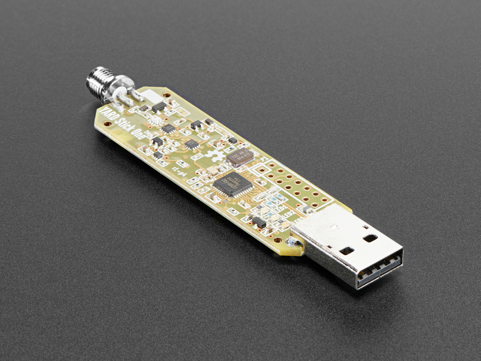Great Scott Gadgets YARD Stick One — Software Defined Radio