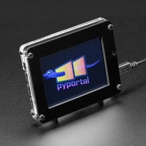 Adafruit PyPortal - CircuitPython Powered Internet Display