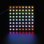 Adafruit NeoPixel NeoMatrix - 64 RGBW - Warm White - ~3000K2870-02