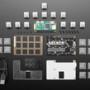 Pimoroni Keybow Mini Mechanical Keyboard Kit with Raspberry Pi - Linear (Soft) Switches