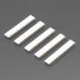 """20-pin 0.1"""" Female Header - White - 5 pack"""