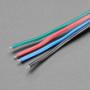 Flexible RGB Neon-like LED Strip 120 LEDs - 1 meter long