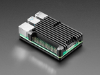 Aluminum Metal Heatsink Raspberry Pi 4 Case - Without Fans