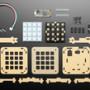 Adafruit 4x4 NeoTrellis Feather M4 Kit Pack