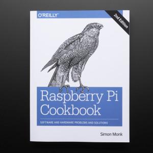 Raspberry Pi Cookbook by Simon Monk - Second Edition