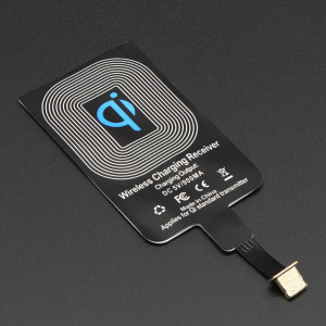 Qi Wireless Charging Module - 20mm - Lightning Connector