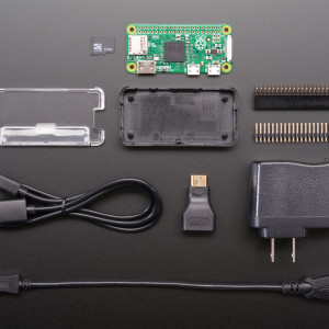 Raspberry Pi Zero Budget Pack - Includes Pi Zero v1.3