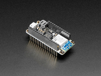 Assembled Adafruit Feather M0 WiFi with Stacking Headers