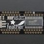"""Adafruit 0.54"""" Quad Alphanumeric FeatherWing Display - White"""
