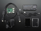 Raspberry Pi Media Center Kit - Includes Pi Model 3 B+