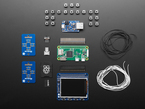 Pi GRRL Zero Parts Kit - Includes Pi Zero W - CASE NOT INCLUDED