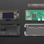 OLED Bonnet Pack for Raspberry Pi Zero - Includes Pi Zero W