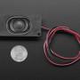 Mono Enclosed Speaker - 3W 4 Ohm